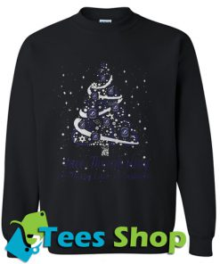 Tampa Bay Lightning Have Thunderbug A Merry Little Christmas Sweatshirt
