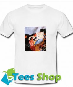 Woman in a hat Art T-Shirt