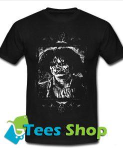 Worn Doll Billy Butcherson Hocus Pocus Zombie T-Shirt