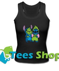 BABY GRINCH AND BABY STITCH Tank Top