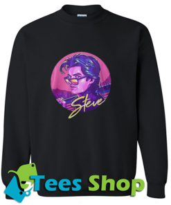 Steve Harrington stranger things Sweatshirt