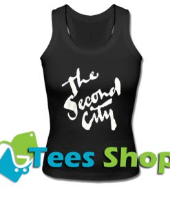 The second city Tank Top