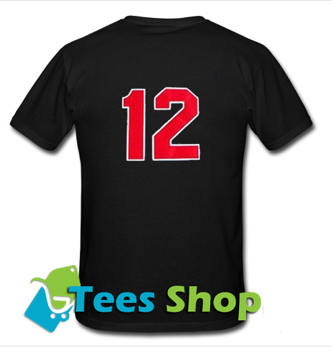 12 Font T Shirt_SM1