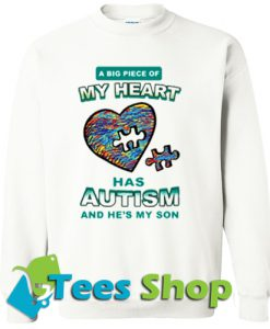 A Big Piece Of My Heart Sweatshirt_SM1