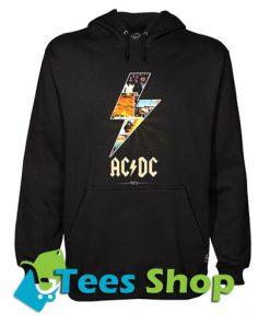 AC DC 1973 Hoodie_SM1
