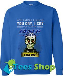 Achmed Busch Light Coffe Sweatshirt_SM1
