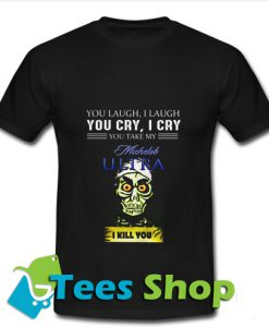 Achmed Michelob Ultra Coffee T Shirt_SM1