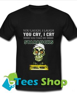 Achmed Starbucks Coffee T Shirt_SM1