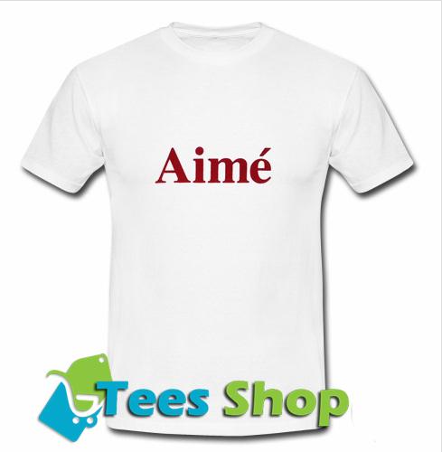 Aime T Shirt_SM1