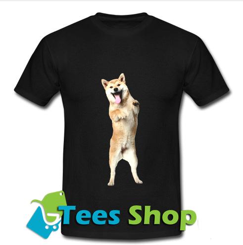 Akita Dog T Shirt_SM1