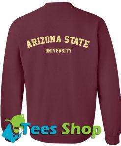 Arizona State University Back Sweathirt_SM1