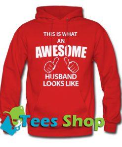 Awesome Husband Hoodie