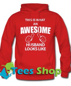 Awesome Husband Hoodie