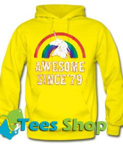 Awesome since'79 Sweatshirt_SM1