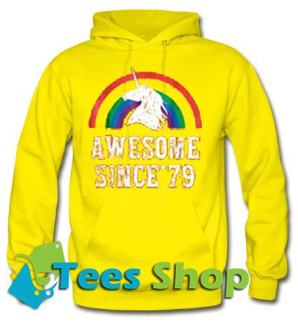 Awesome since'79 Sweatshirt_SM1