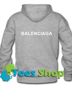 Balenciaga Hoodie Back_SM1