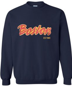 Boston Est 1961 Sweatshirt_SM1