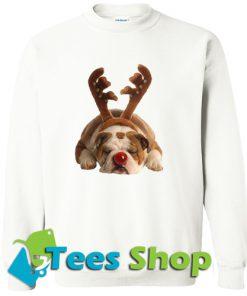 Bulldog Rudolph Sweatshirt_SM1