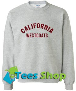 California West Coast Sweatshirt_SM1
