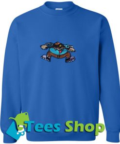 Cartoon Network Blue Sweatshirt_SM1