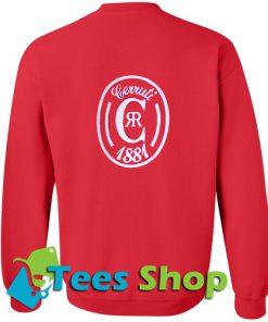 Cerruti 1881 cotton Sweatshirt Back_SM1