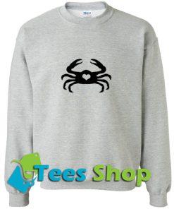 Crab Sweatshirt_SM1