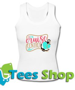 On Cruise Control Vacation Tank Top_SM1