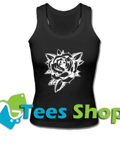 Rose Tank Top_SM1