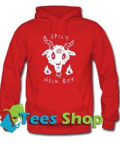 Spicy Heck Boy Satan Hoodie_SM1