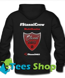 #StanniCrew Hoodie Back_SM1