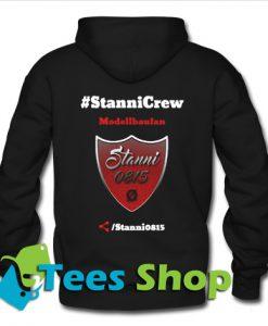 #StanniCrew Hoodie Back_SM1