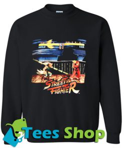 Street Fighter Sweatshirt
