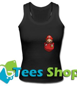 Super Mario in Tank Top_SM1