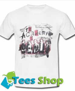 The Academy Is T Shirt_SM1