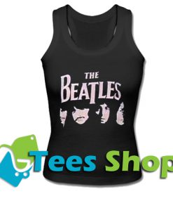 The Beatles Tank Top_SM1