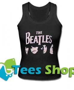 The Beatles Tank Top_SM1