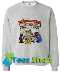 The River Bottom Nightmare Band Sweatshirt_SM1