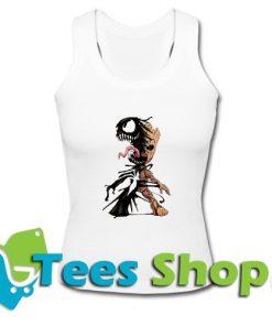 Venom Groot Tank Top_SM1