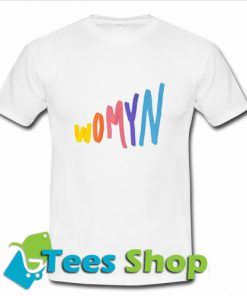Womyn T Shirt_SM1