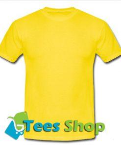 Yellow T Shirt_SM1
