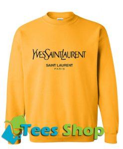 Yvessaintlauren Saint Laurent Paris Sweatshirt_SM1