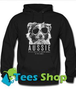Aussie Official dog Hoodie