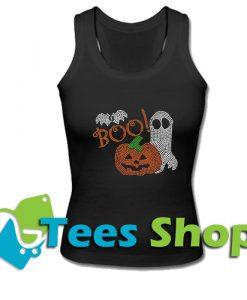 Boo Halloween Tank Top_SM1