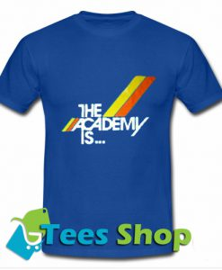 The Academy Is T-Shirt_SM1