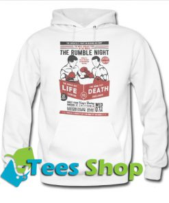 The Rumble Night Hoodie_SM1