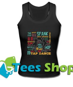 The Step Spank Tank Top_SM1
