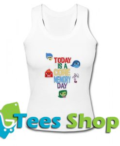 Today Is A Core Memory Day Tank Top_SM1