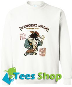 Vintage Taz The Distinguished Sweatshirt_SM1