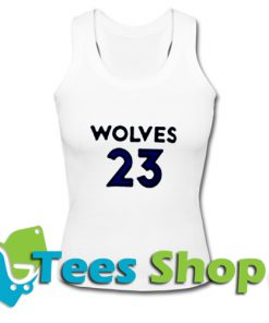 WOLVES 23 Tank Top_SM1