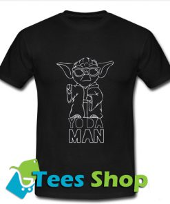 Yo Da Man T Shirt_SM1